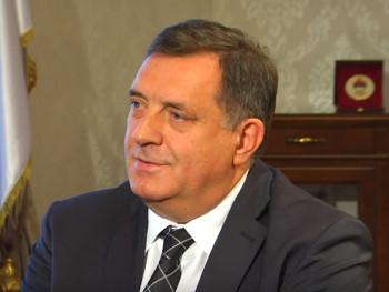 Dodik: Kamen temeljac za izgradnju mosta na Savi do kraja maja