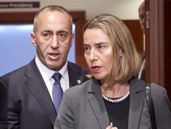 Харадинај: Скинули смо одлучивање Вучићу и Могеринијевој са стола