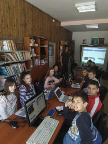 Nevesinje: 'Digitalni građanin' u Narodnoj  biblioteci Nevesinje