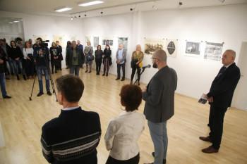 U Trebinju priređena izložba radova sa 10. EX–YU konkursa za grafiku (FOTO)