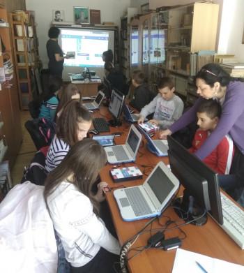 'Digitalni građanin' u Narodnoj biblioteci Nevesinje