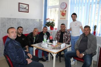 Ljubinjci u Nevesinju darovali krv