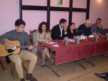 Билећа: Представљена књига 'Ad fontes' Радинка Kрулановића