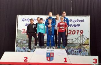 Džudisti Leotara osvojili tri medalje u Zvorniku