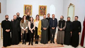 Sveštenici Eparhije zahumsko-hercegovačke i primorske u misiji izgradnje mira
