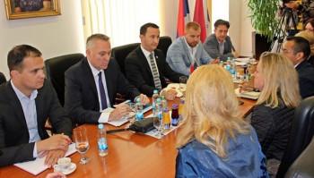 Ministar Pašalić u posjeti Trebinju
