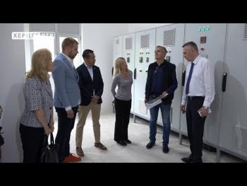 Пашалић: Наставак изградње система за наводњавање у Требињу (ВИДЕО)
