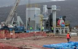 Bileća: Pri kraju gradnja fabrike