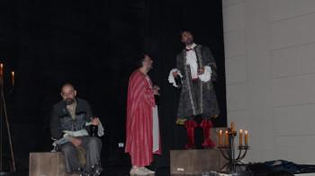 Srpski glumački trio oduševio nevesinjsku publiku