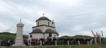 U Zovom Dolu osvještan spomenik slobode, hrabrosti i vjere