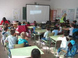 Berkovići: Edukacija djece o bezbjednosti u saobraćaju