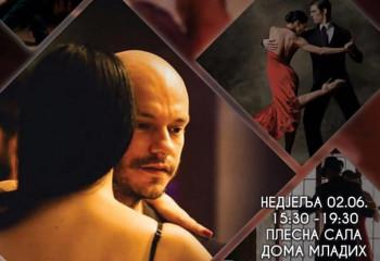 Najava: Besplatni časovi argentinskog tanga sa Milovanom Medojevićem