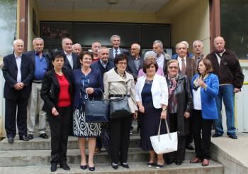 Druga generacija maturanata nevesinjske Gimnazije proslavila 50 godina mature