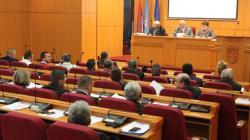 UŽIVO iz Trebinjskog parlamenta: Pero Jelačić podnio ostavku