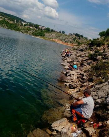 Билећа: У недјељу такмичење 'Лов рибе удицом на пловак'