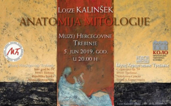 U okviru kolonije KOLO: Večeras izložba slika Lojzea Kalinšeka