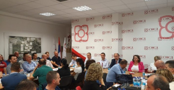 Trebinjski Gradski odbor SNSD-a podržao Milorada Dodika za predsjednika partije
