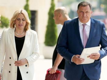 Dodik i Cvijanovićeva sa Perovićem: Značajna saradnja Sankt Peterburga i Srpske