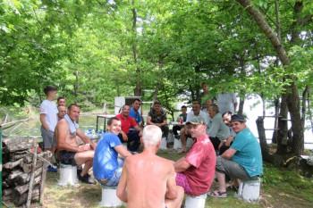 Традиционалним дружењем на Алаговцу отворена риболовна сезона