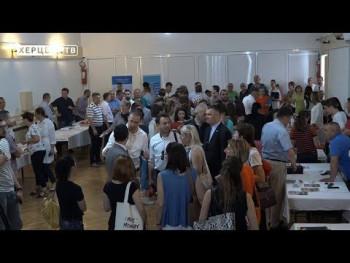 У Требињу отворен Сајам запошљавања, предузетништва и занимања: 11 послодаваца нуди 140 мјеста (ВИДЕО)