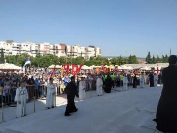 Тројичиндански сабор у Подгорици - Власт да не ствара раздоре и мржњу