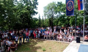 Код манастира Добрићево одржан традиционални Тројичиндански сабор