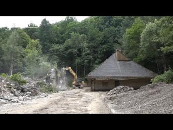 Први заједнички потез Удружења грађана и привреде Херцеговине: Обнова Титове виле на Тјентишту (ВИДЕО)