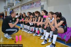 Odbojka: Gačanke i gačani u polufinalu Kupa RS