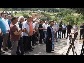 U Pridvorcima služen parastos stradalnicima iz Drugog svjetskog rata (VIDEO)