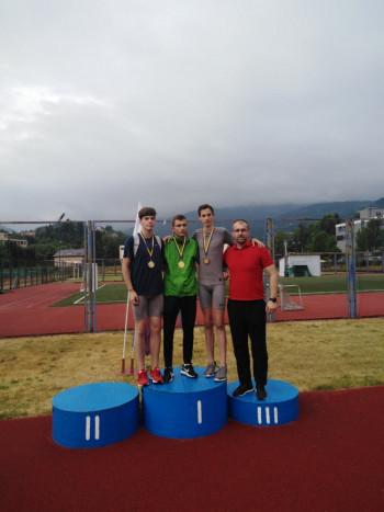 Nove medalje za Atletski klub 'Trebinje' u Sarajevu