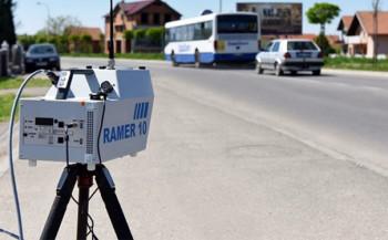PU Trebinje: Radarski sistem na snazi