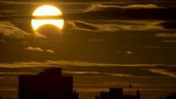 Trebinje: Teleskopsko posmatranje pomračenja Sunca
