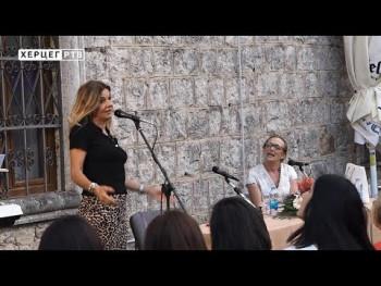 Narodna biblioteka: Promovisane nove knjige Mirjane Bobić Mojsilović (VIDEO)