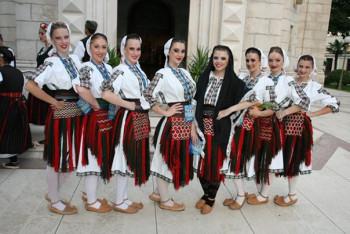 Najava: Šesti međunarodni festival folklora