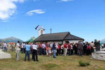 Nevesinje: Crkva u Batkovićima proslavila krsnu slavu Vidovdan