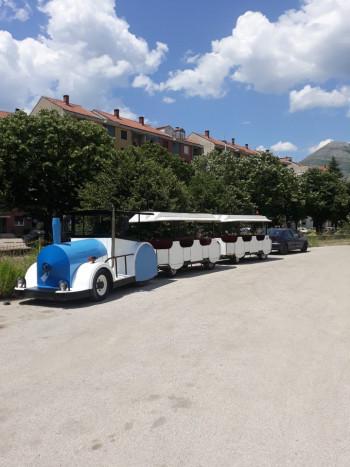 Prvi u RS - Trebinje dobija turistički vozić