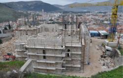 Srpska nastavlja pomagati obnovu Saborne crkve u Mostaru