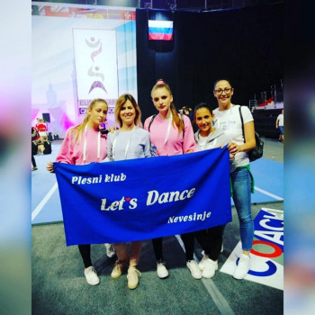 Nevesinjski 'Let's dance' uspješan u Sankt Peterburgu