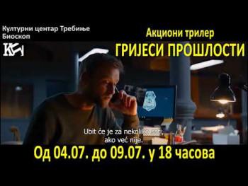 KC Trebinje: Program bioskopa do 9. jula (VIDEO)