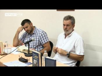 Trebinje: Promovisani romani Dragana Tepavčevića (VIDEO)