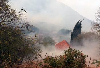 Aktivni požari u Trebinju i Bileći