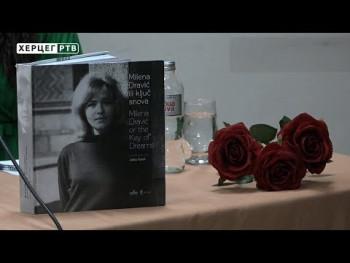 U Narodnoj biblioteci predstavljena monografija 'Milena Dravić ili ključ snova' (VIDEO)