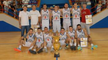 Gajdobra: Košarkaši Hercegovca osvojili Ljetnju ligu KSV