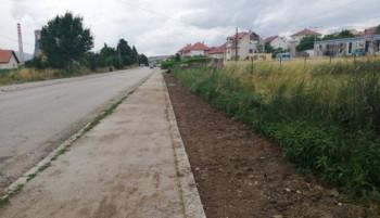 U toku izvođenje radova na izgradnji dijela fekalne kanalizacije u Gacku