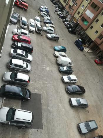 Proširenje parking zone za smanjenje gužvi