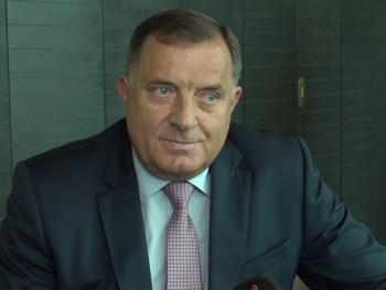 Dodik: Prihvatiti sporazum o razgraničenju koji je predložio Beograd