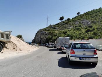 Gužve na granici sa Hrvatskom i Crnom Gorom