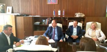 Petrović posjetio najstariju MHE u Srpskoj