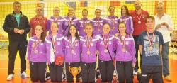 Treće na Balkanu - ŽOK Gacko osvojio bronzanu medalju na Balkanskom kupu
