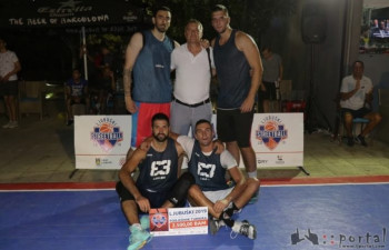Basket ekipa 'East Herzegovina' osvojila turnir u Ljubuškom